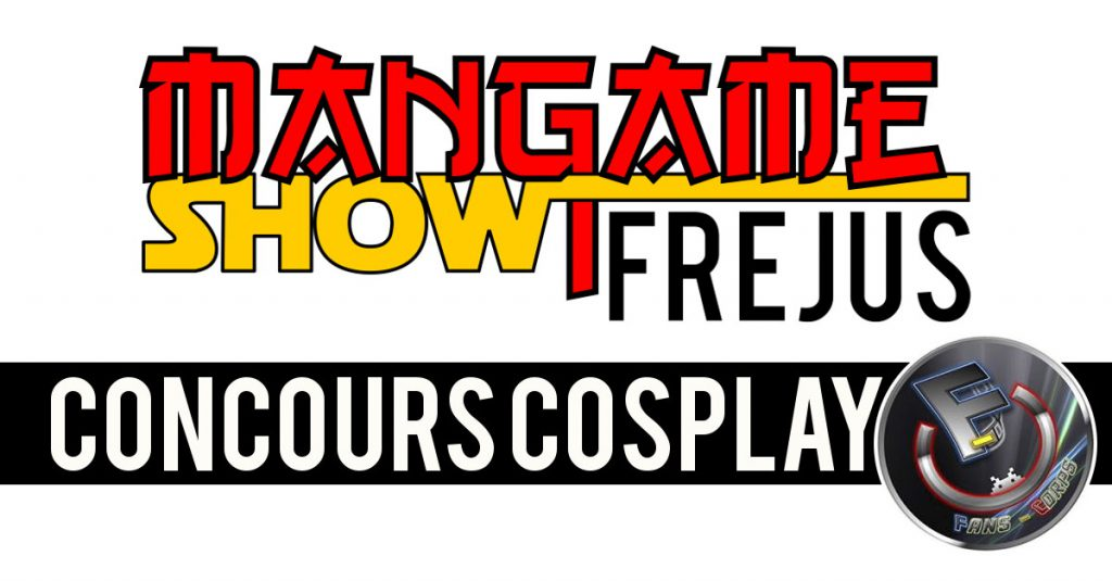 concours cosplay mangameshow frejus